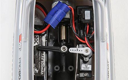 Potent 390-Size Brushed Motor