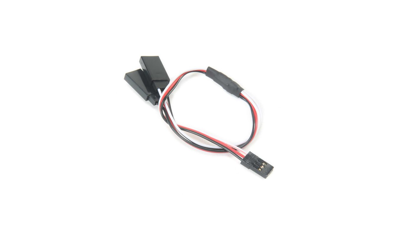 Image for ESC Y Harness: Miss GEICO Zelos 36 from HorizonHobby