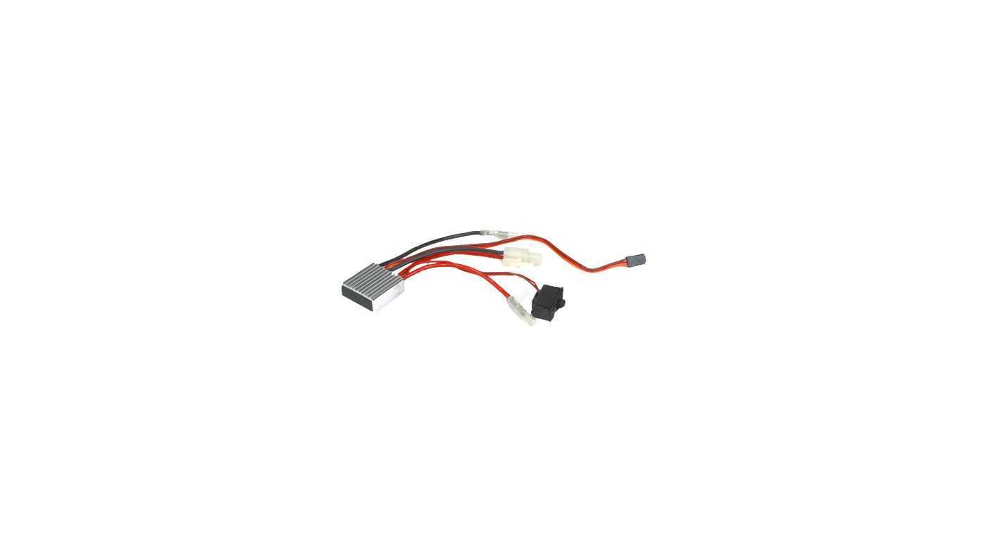 Image for Waterproof ESC Fwd Only: 4.8-9.6V from HorizonHobby