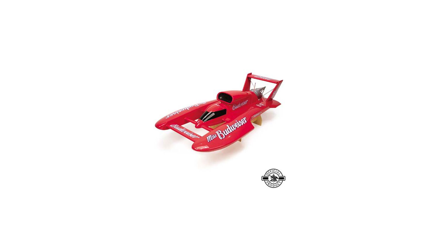 Image for Miss Budweiser RTR 1/8 Unlimited Hydro from HorizonHobby