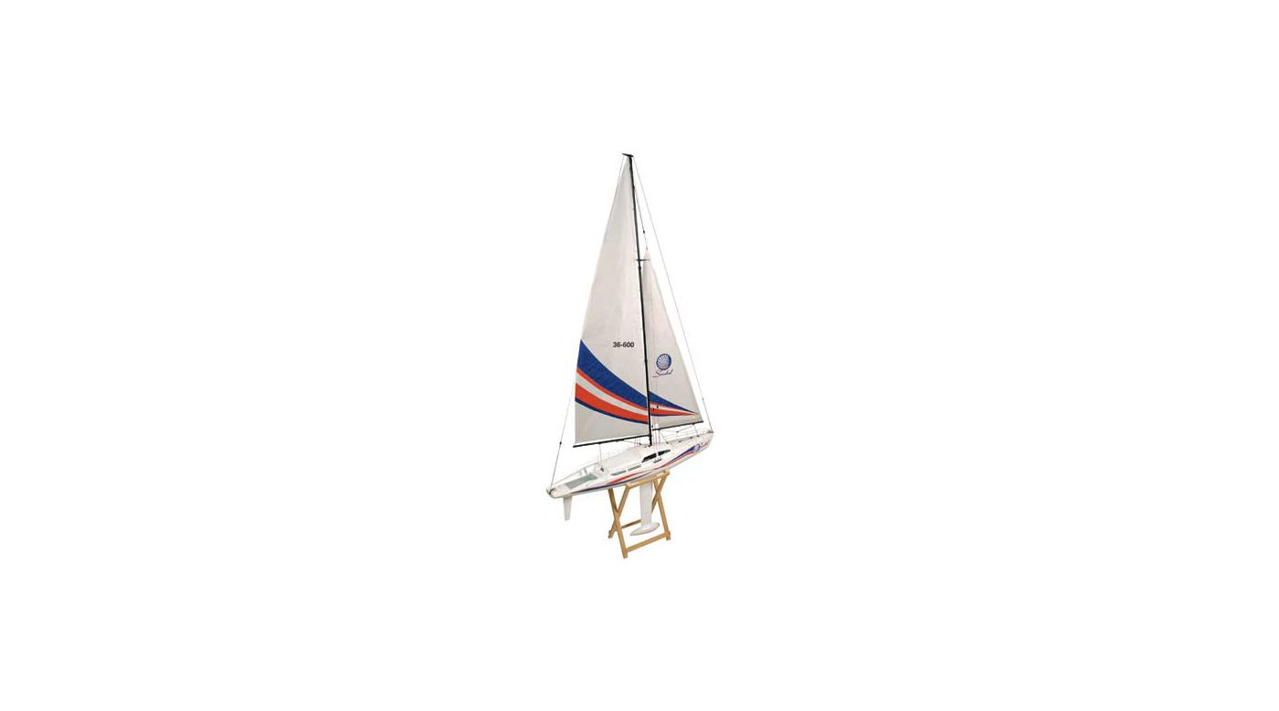 Image for Sanibel 36-600 RTR Sailboat from HorizonHobby
