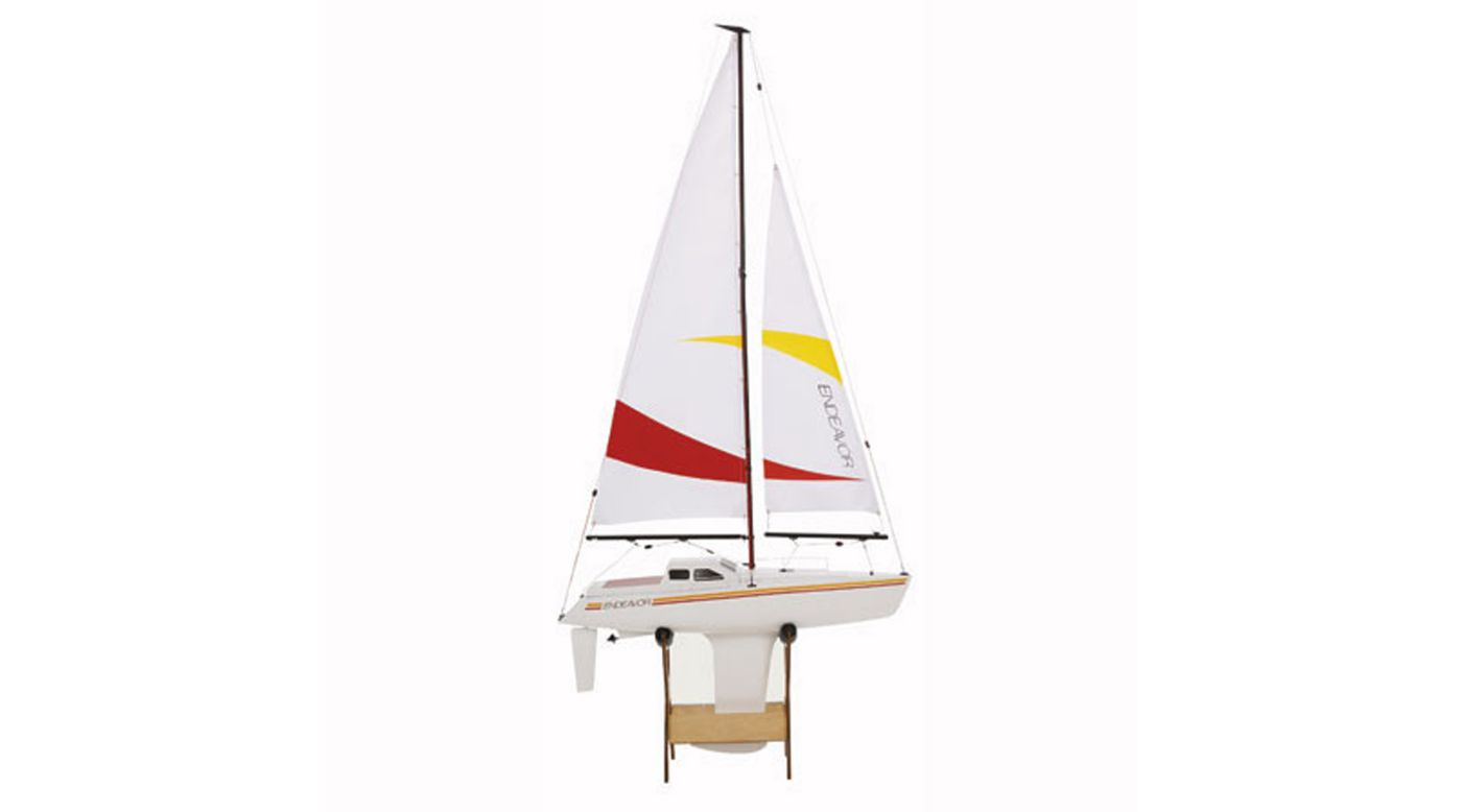 Image for Endeavor Sailboat EP 2.4 RTR from HorizonHobby