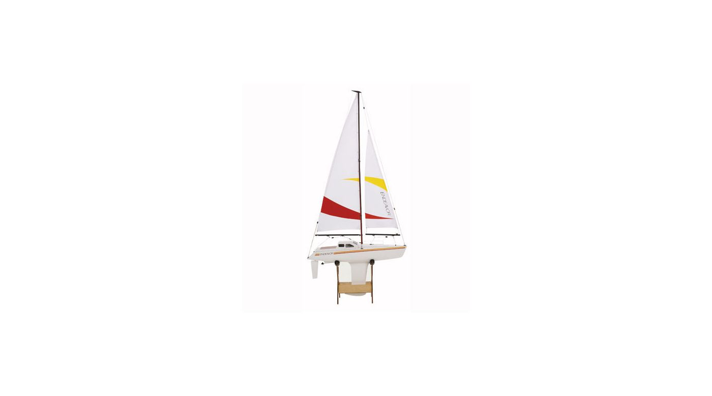 Image for Endeavor Sailboat EP RTR from HorizonHobby