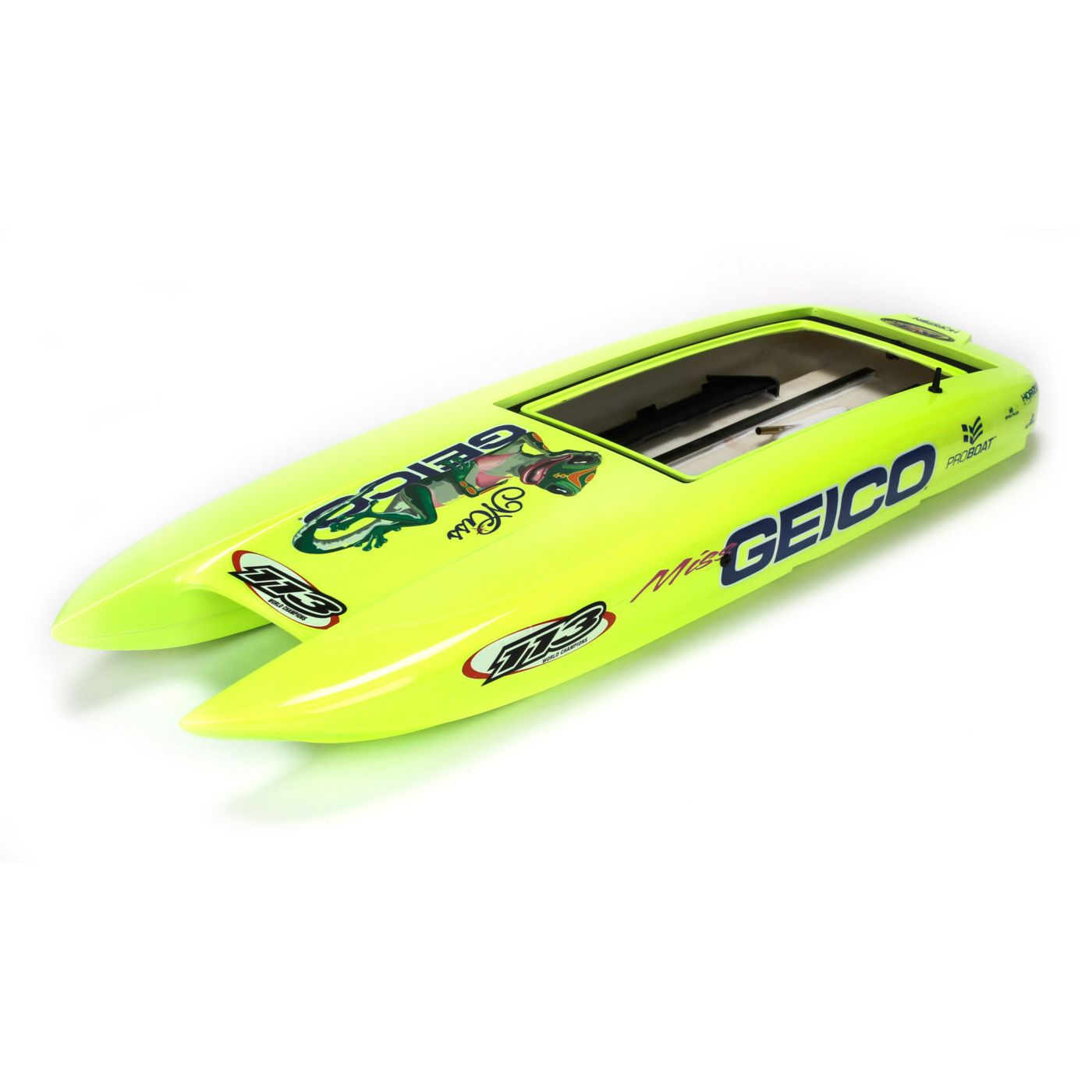 Hull and Decal: Miss Geico 29 V3  (PRB281022)