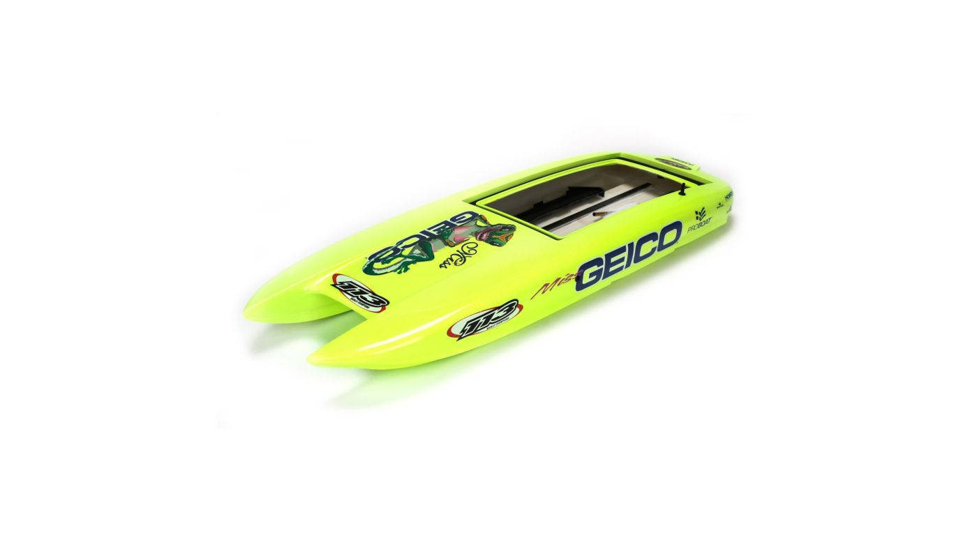 Image for Hull and Decal: Miss Geico 29 V3 from HorizonHobby