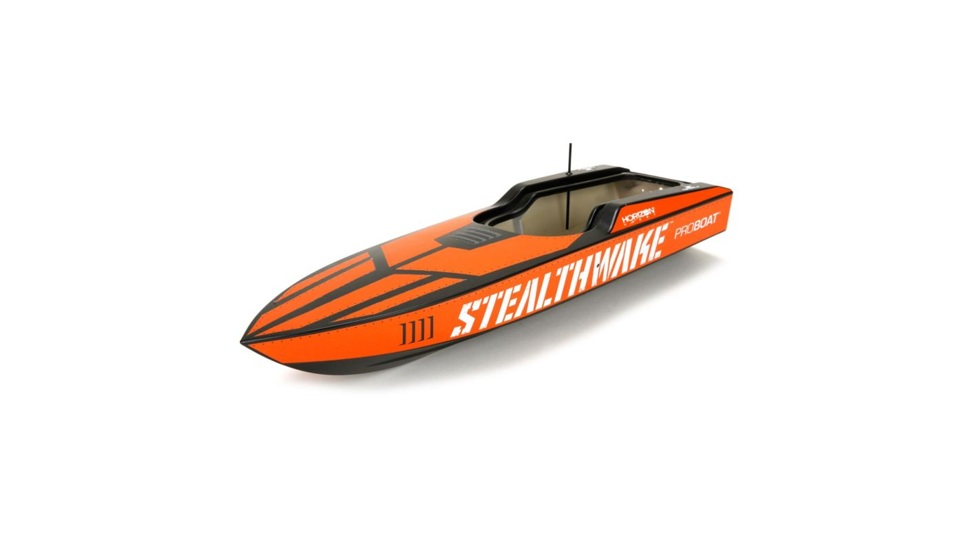 Image for Hull and Decal: Stealthwake 23 from HorizonHobby