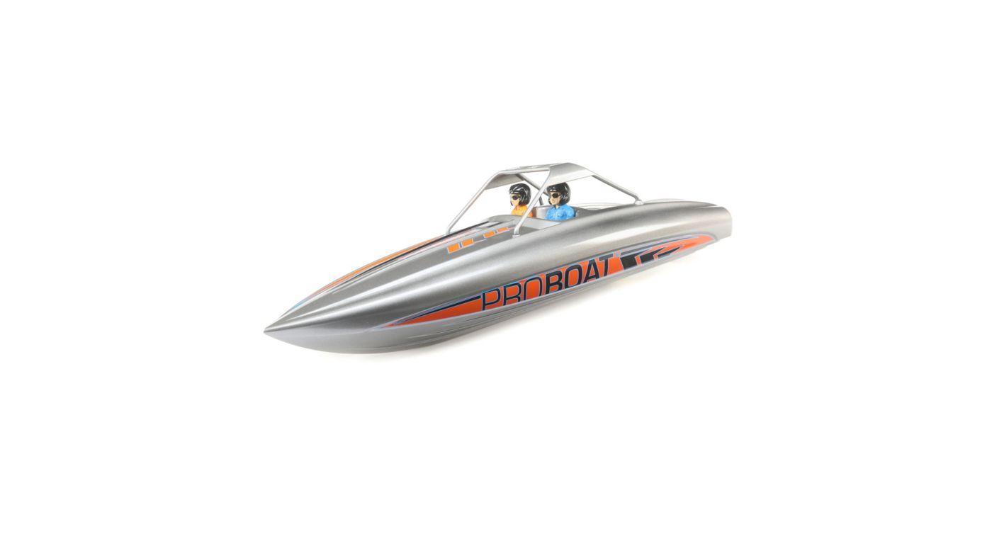 Grafik für Pro Boat Rumpf und Dekorbogen: 23