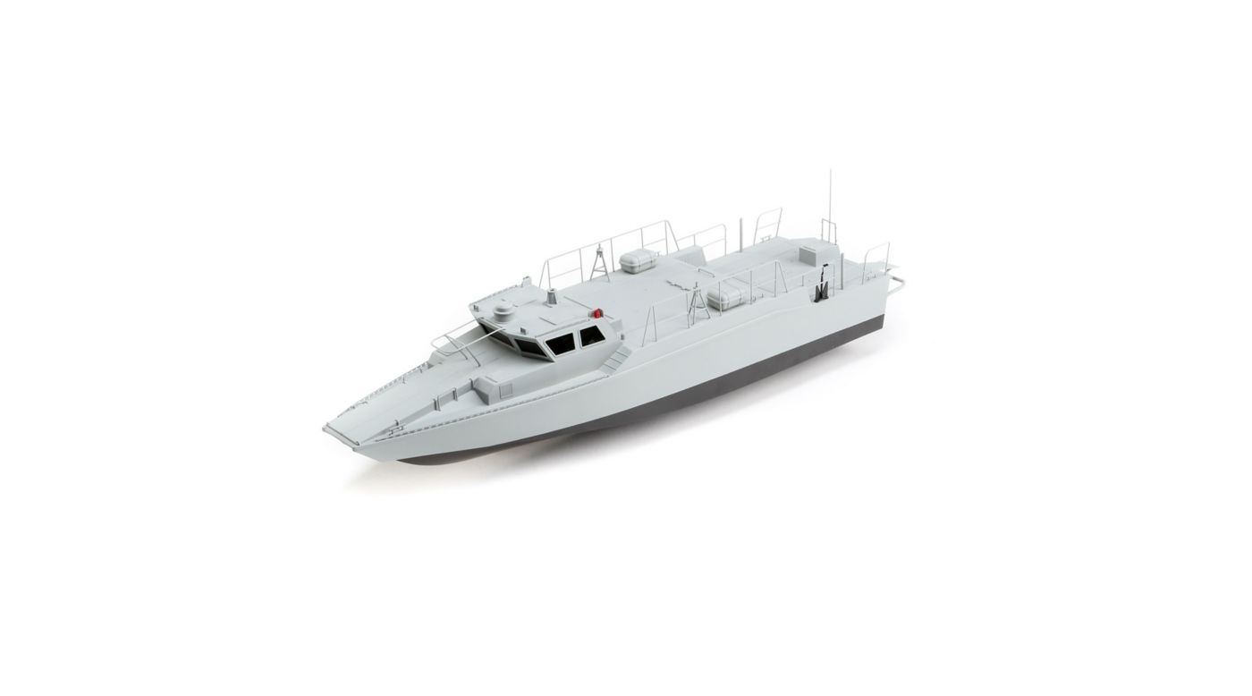 Image for Hull with Pumps Assembled: 22-inch Riverine Boat from HorizonHobby