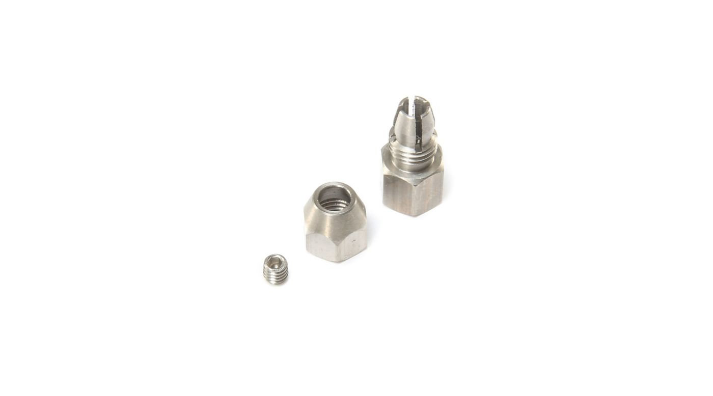 Grafik für Motor Coupler: 5mm (Motor)/4mm (Flexshaft) in Horizon Hobby