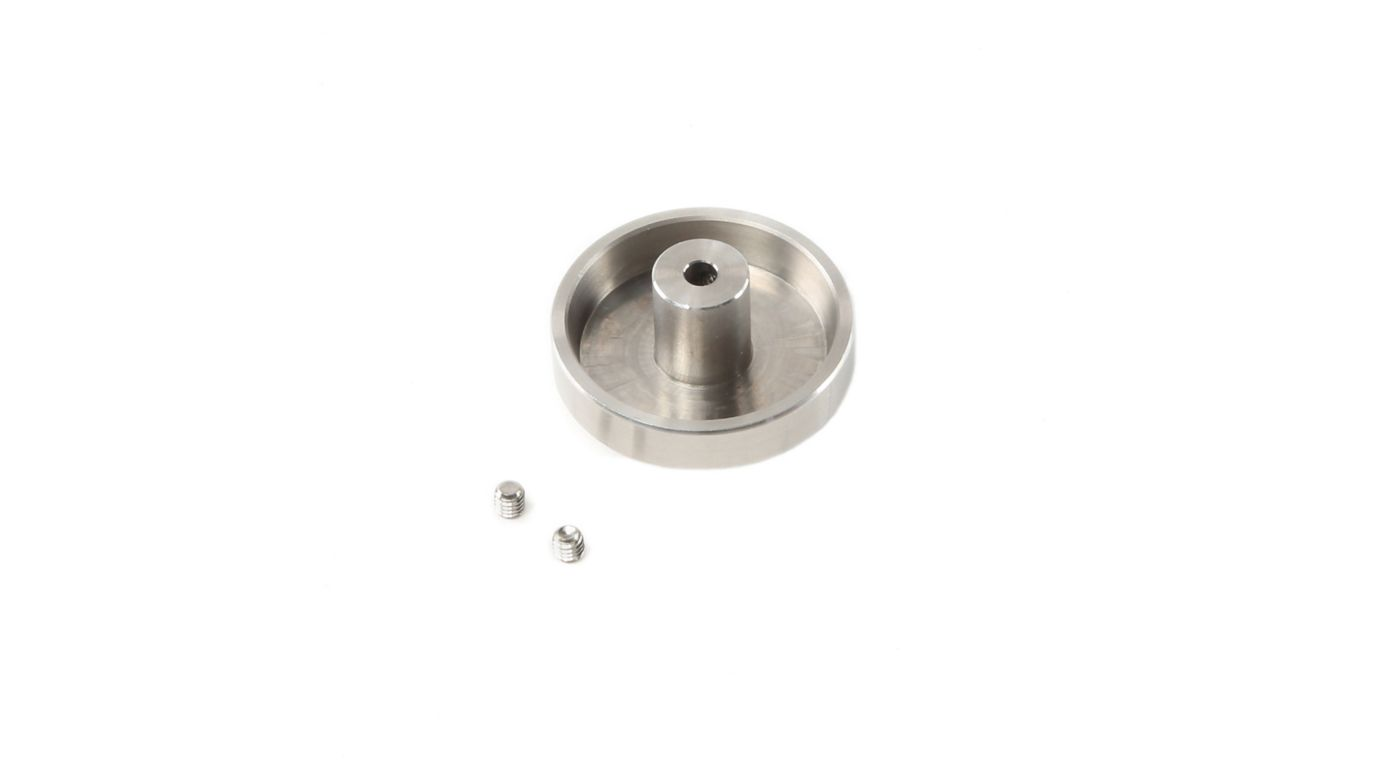 Image for Motor Coupler, 5mm Motor x 3.7mm Flex Shaft from HorizonHobby