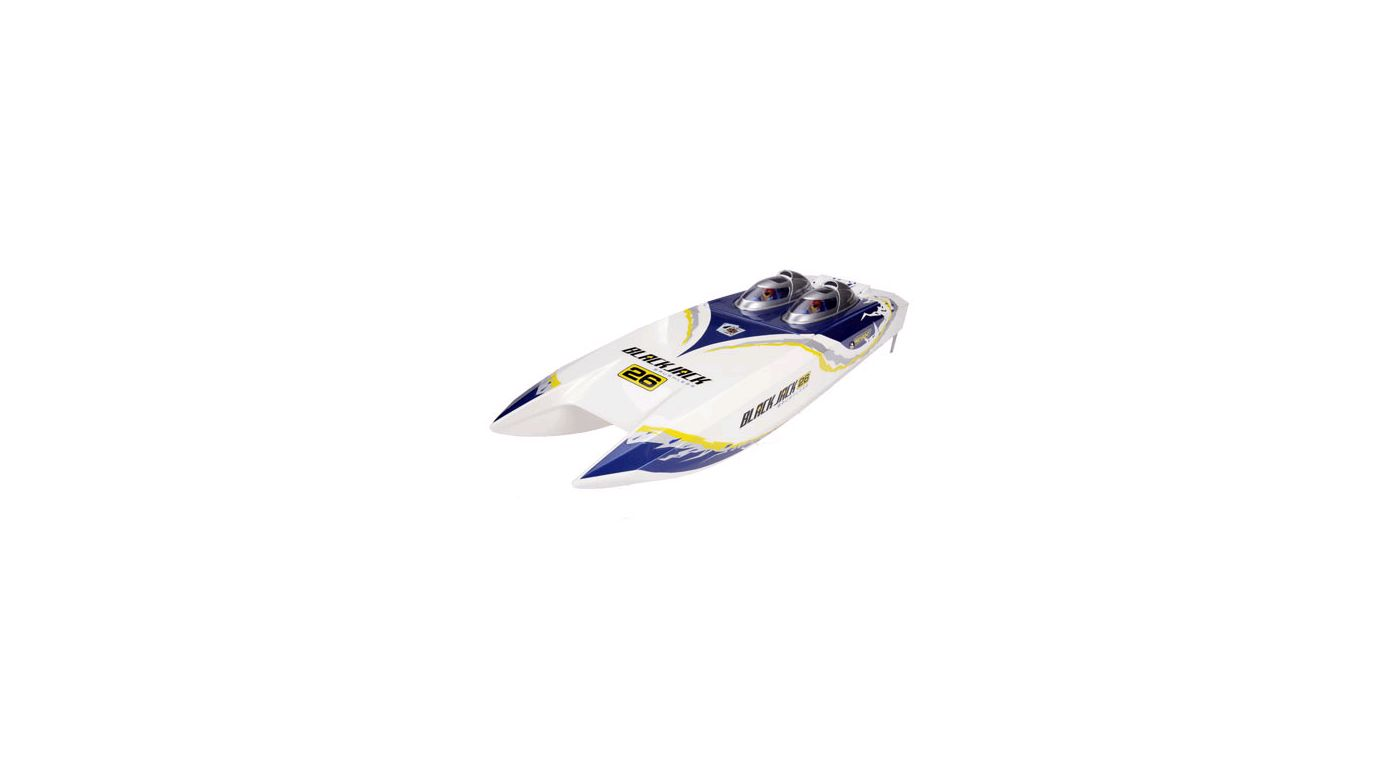 Image for Blackjack 26 Brushless Catamaran RTR from HorizonHobby
