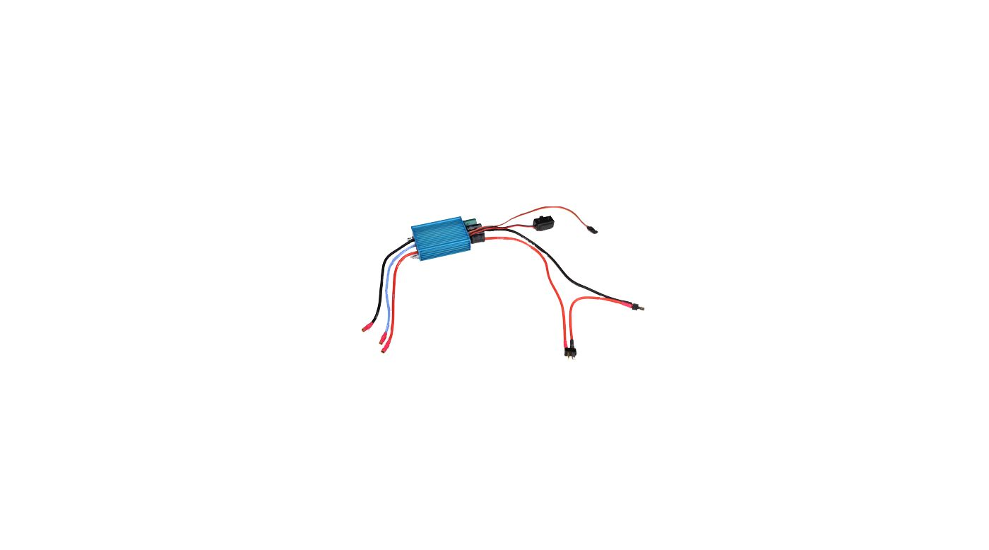 Image for 45-Amp Brushless ESC from HorizonHobby