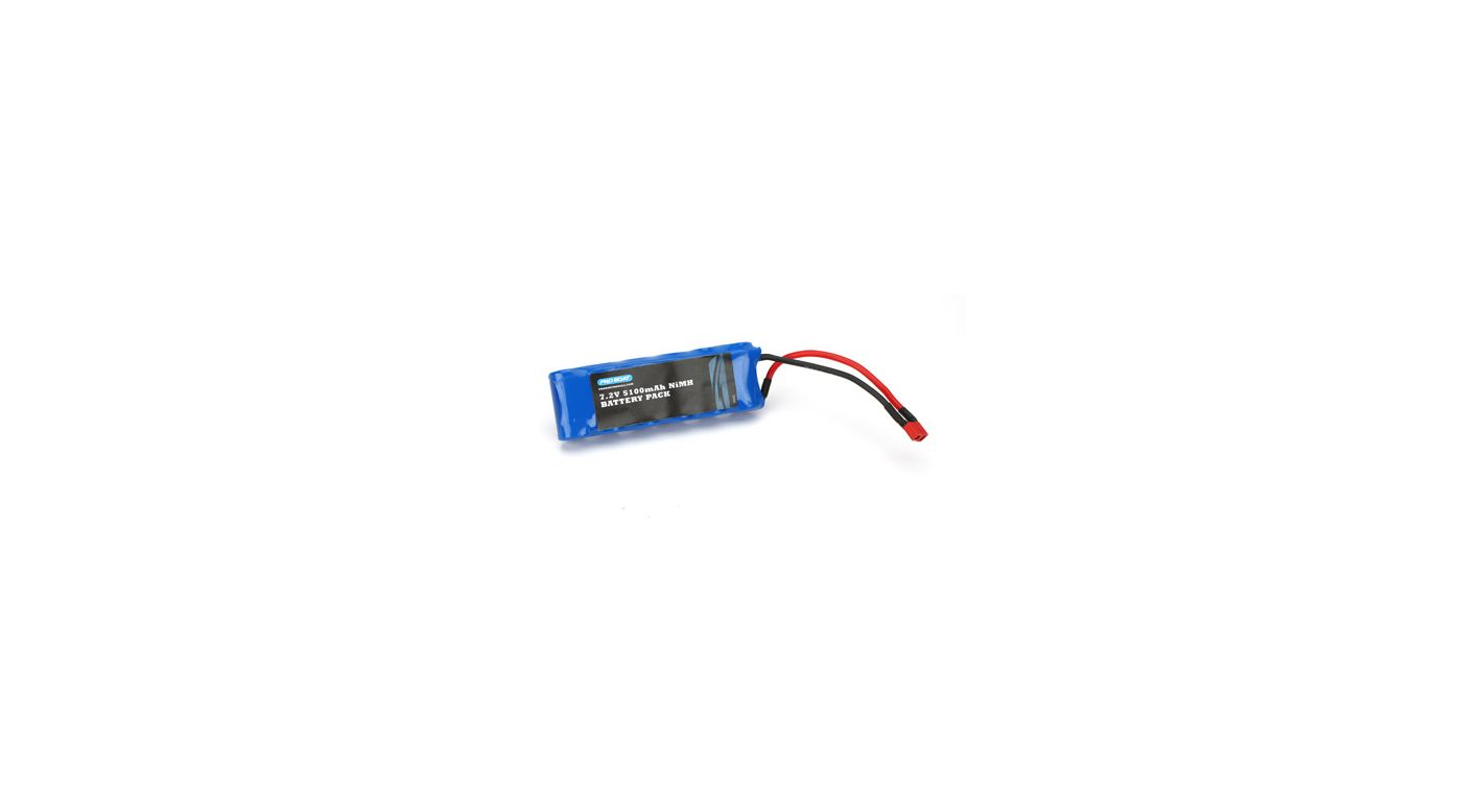 Image for 7.2V 5100mAh NiMH Battery w/Deans Connector from HorizonHobby