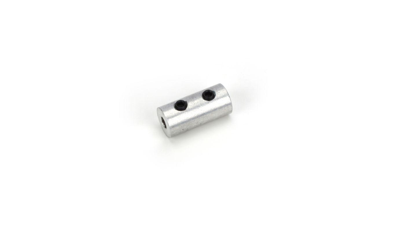 Image for Motor Coupler 2.3mm (Motor)/3mm (Flexshaft) from HorizonHobby