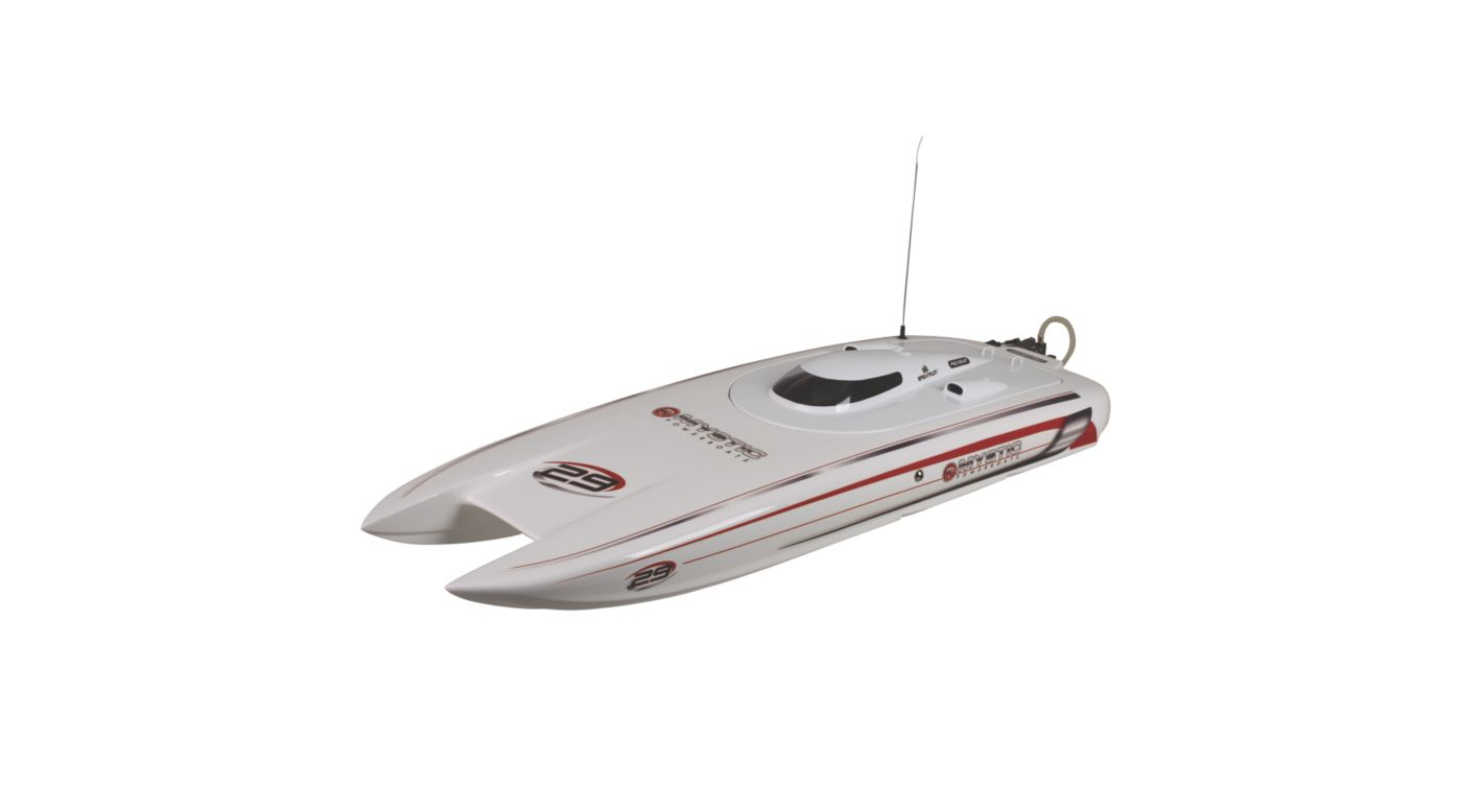 Image for Mystic 29 Catamaran BL RTR from HorizonHobby