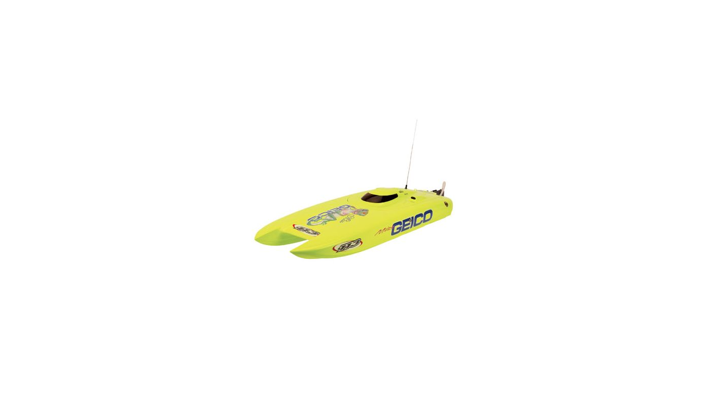 Image for Miss Geico 29 BL Catamaran 2.4 RTR from HorizonHobby