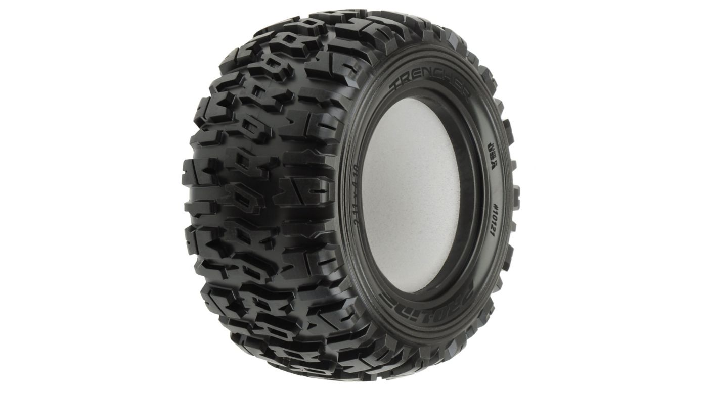 trencher t 2 2 all terrain truck tires 2 horizon hobby. Black Bedroom Furniture Sets. Home Design Ideas