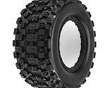 Pro-line Racing - Badlands MX43 Pro-Loc Tire(2) Pro-Loc X-MAXX Wheel