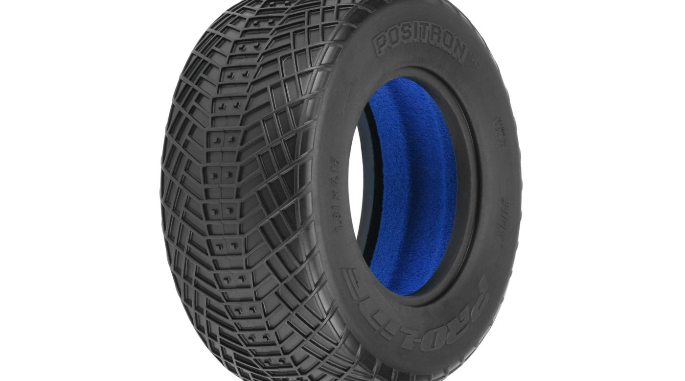 Image for 1/10 Positron SC 2.2/3.0 M4 Tires (2): SCT Front and Rear from HorizonHobby