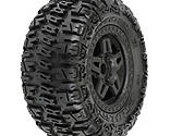 Pro-line Racing - Trencher 3.8 All Terrain Mnt Tech 5 Blk Whl: TMX