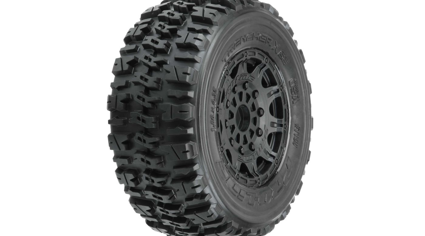 Image for Trencher X SC M2 Tires MTD Raid 17mm F/R from HorizonHobby