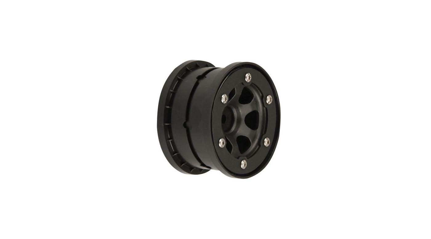 Image for Epic 2.2 FR Bead-Loc Ring,Blk Wheel: Slash(2) from HorizonHobby