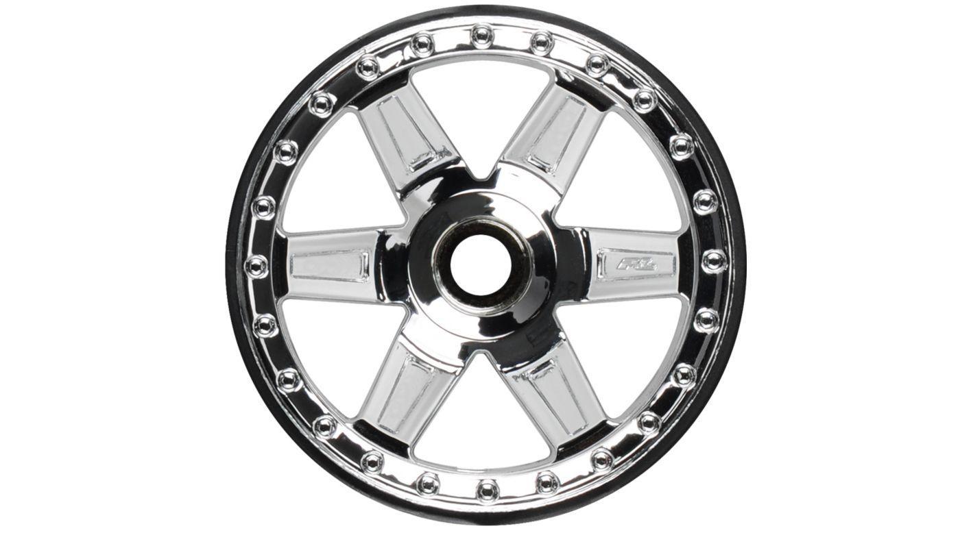 Image for Fr Desperado 2.8 TRA Chrome Wheel: JATO, NST,NRU from HorizonHobby