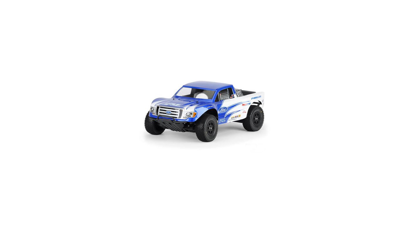 Image for Ford F150 Clear Body: SLH, SLH4x4, SC10 from HorizonHobby