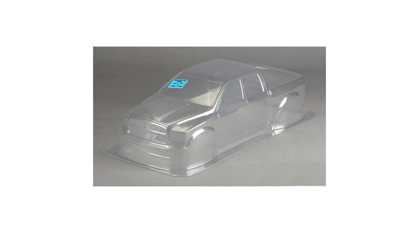 Image for RAM 1500 Clear Body: T-MAXX 3.3, REVO 3.3 from HorizonHobby