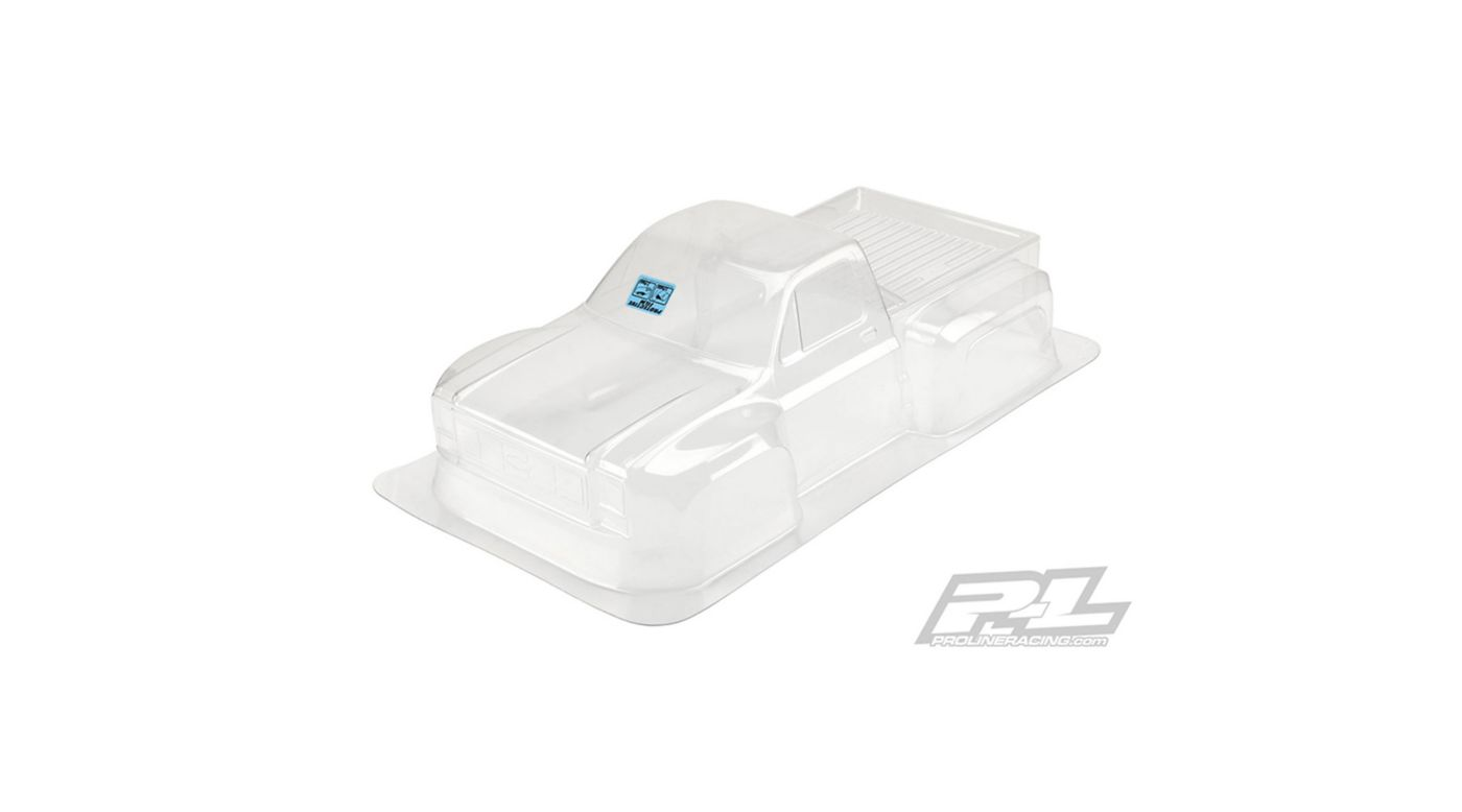 Image for 1978 Chevy C-10 Race Truck Clear Body:   Slash 2WD from HorizonHobby