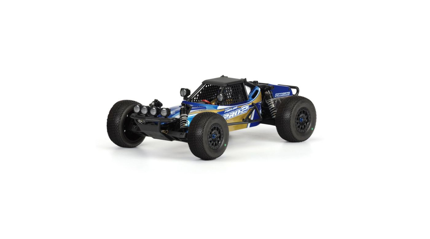 Image for 1/10 PRO-2 Performance SC Buggy Kit with Tires from HorizonHobby