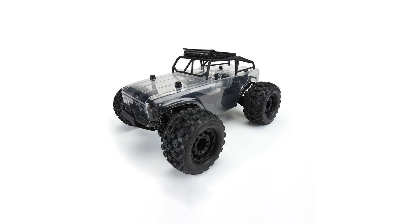 Image for 1/10 Ambush Monster Truck 4x4 with Trail Cage Pre-Built Roller from HorizonHobby