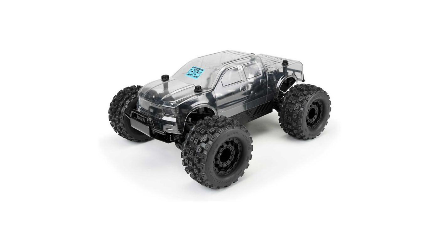 Image for 1/10 Pro-MT 4WD Monster Truck Pre-Built Roller from HorizonHobby