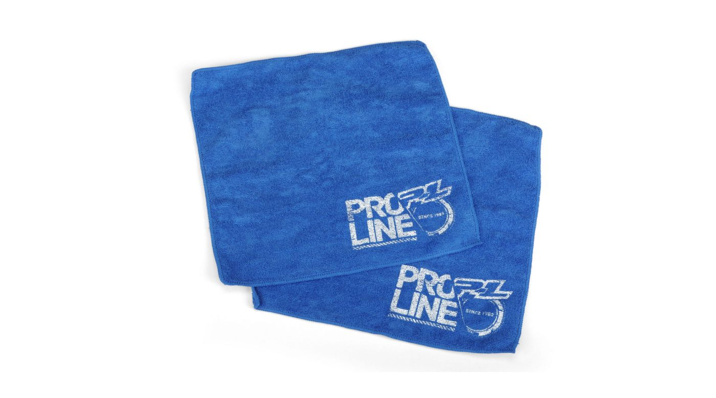 Image for Blue Micro Fiber Towels (2) from HorizonHobby