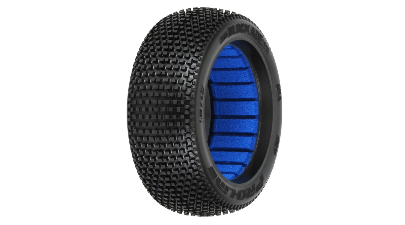 Image for 1/8 Blockade M3 Off Road Buggy Tire from HorizonHobby