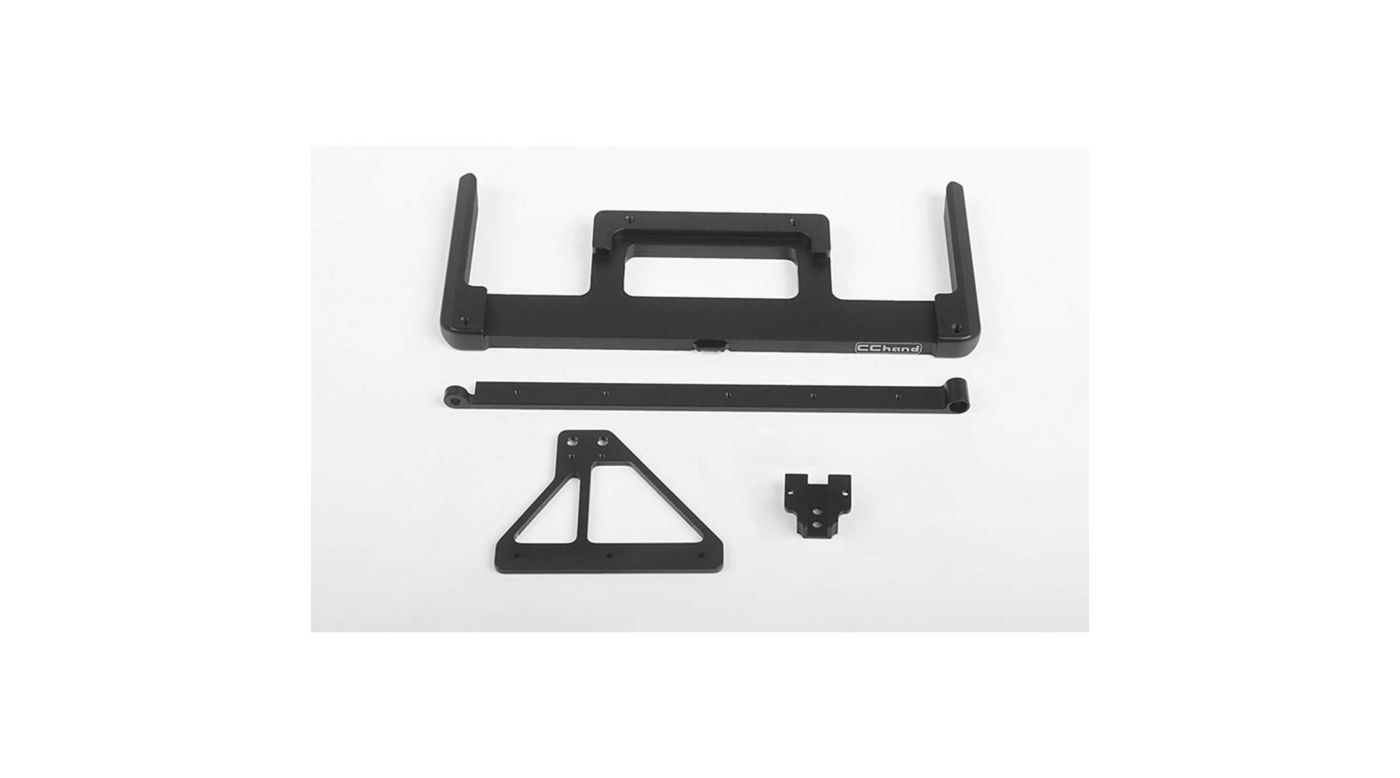 Image for Velbloud Rr Bumper w Tire Carrier: 1985 Toyota 4Runner Hard Body from HorizonHobby