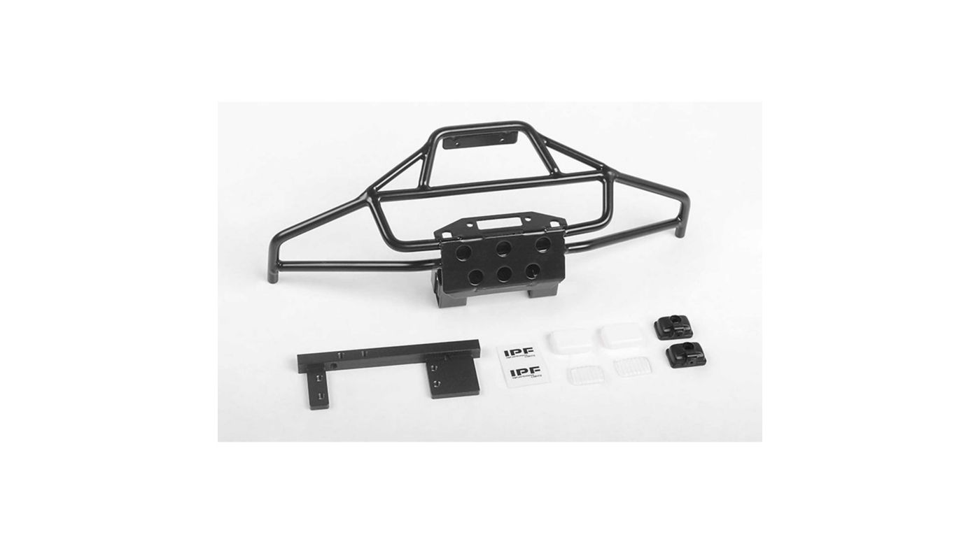 Image for Rhino Front Bumper with IPF Lights: 1985 Toyota 4Runner Hard Body from HorizonHobby