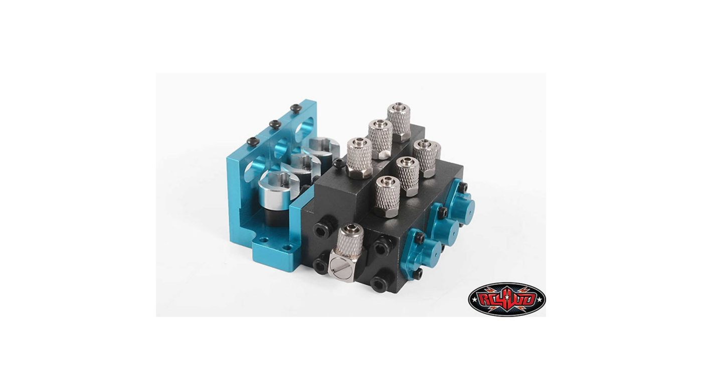 Image for Heavy Equipment Hydraulic Valve from HorizonHobby