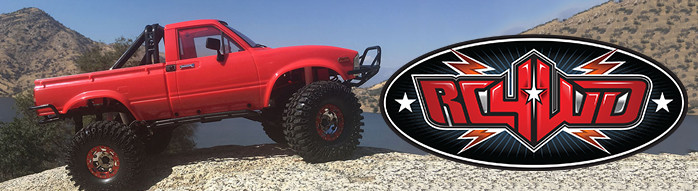 Shop All RC4WD RC Scalers and Rock Crawlers