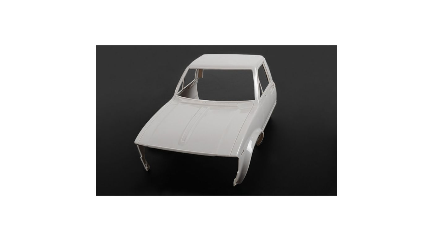 Image for Mojave II Front Cab, Primer Gray: TF2 from HorizonHobby