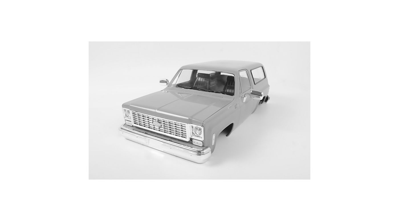 Image for 1/10 Hard Body Complete Set: Chevrolet Blazer from HorizonHobby