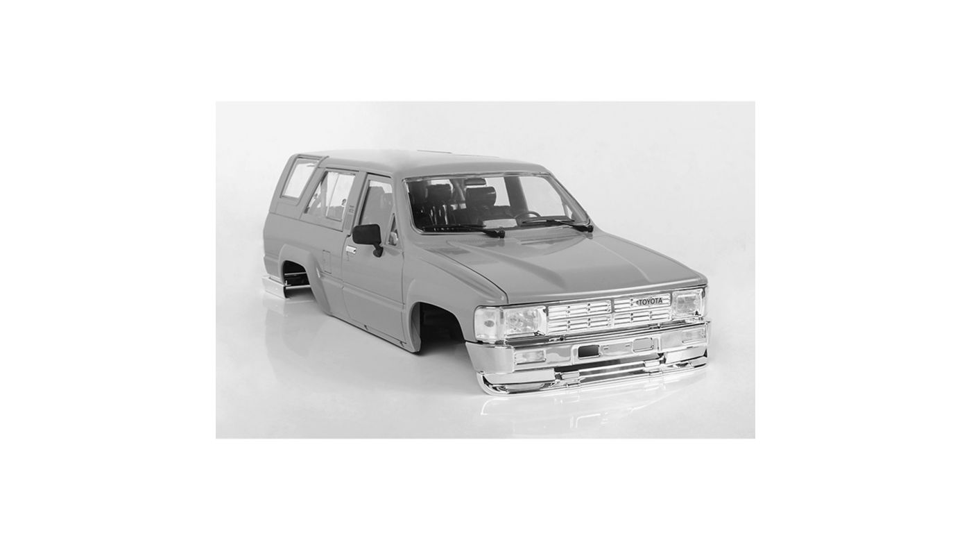Image for 1985 Toyota 4Runner Hard Body Complete Set from HorizonHobby