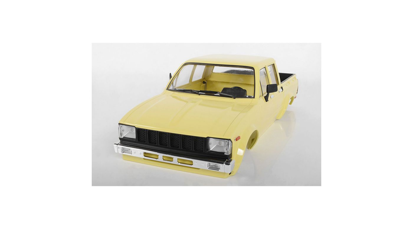 Image for Mojave II Four Door Complete Body Set (Tan) from HorizonHobby