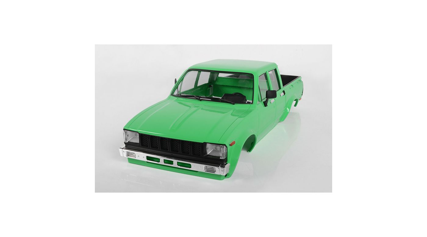 Image for Mojave II Four Door Complete Body Set (Green) from HorizonHobby