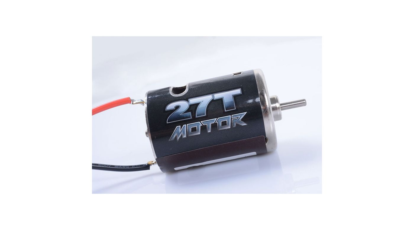 Image for 540 Crawler Brushed Motor, 27T: 3.5mm Bullet from HorizonHobby