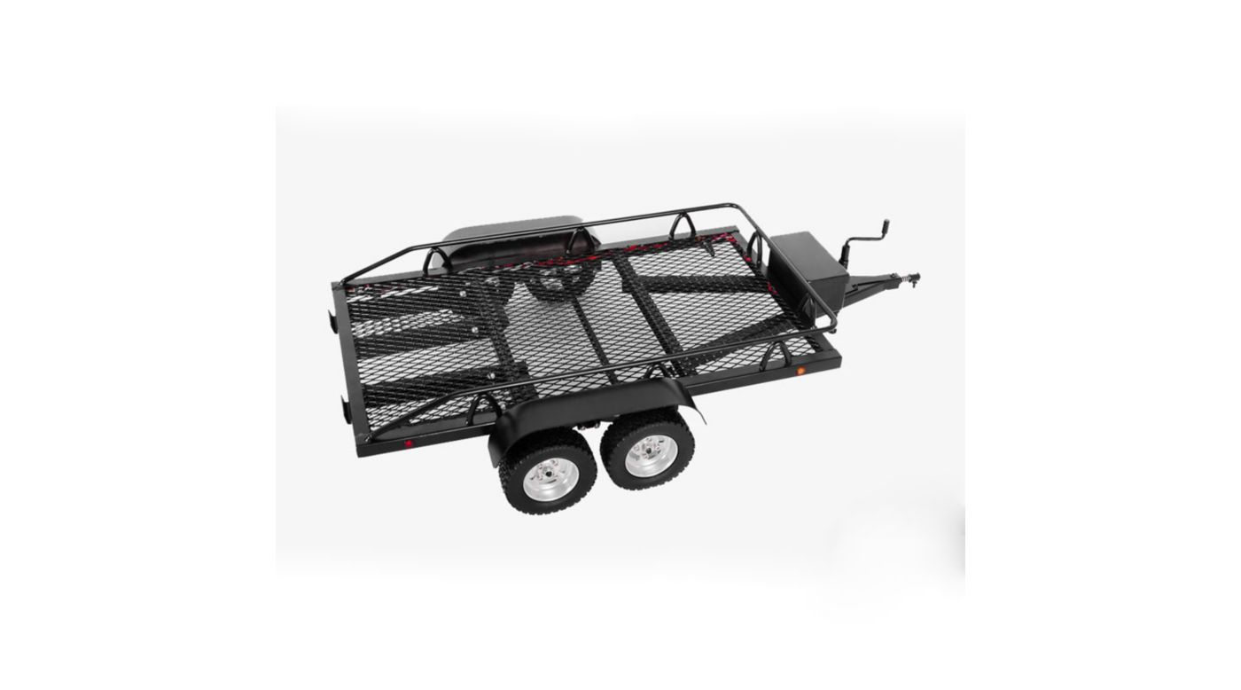 Image for 1/10 BigDog Dual Axle Scale Car/Truck Trailer from HorizonHobby