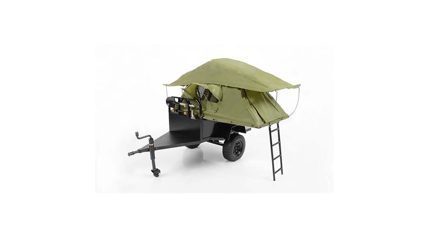 Image for Bivouac M.O.A.B Camping Trailer with Tent from HorizonHobby