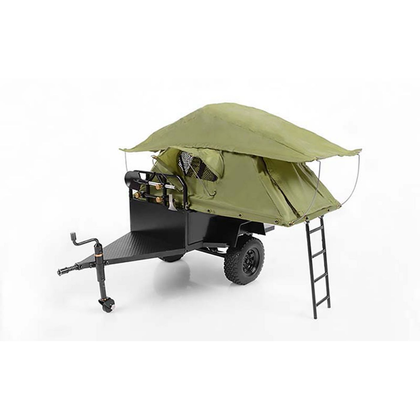 Image for Bivouac M.O.A.B C&ing Trailer with Tent from HorizonHobby  sc 1 st  Horizon Hobby & Bivouac M.O.A.B Camping Trailer with Tent   HorizonHobby