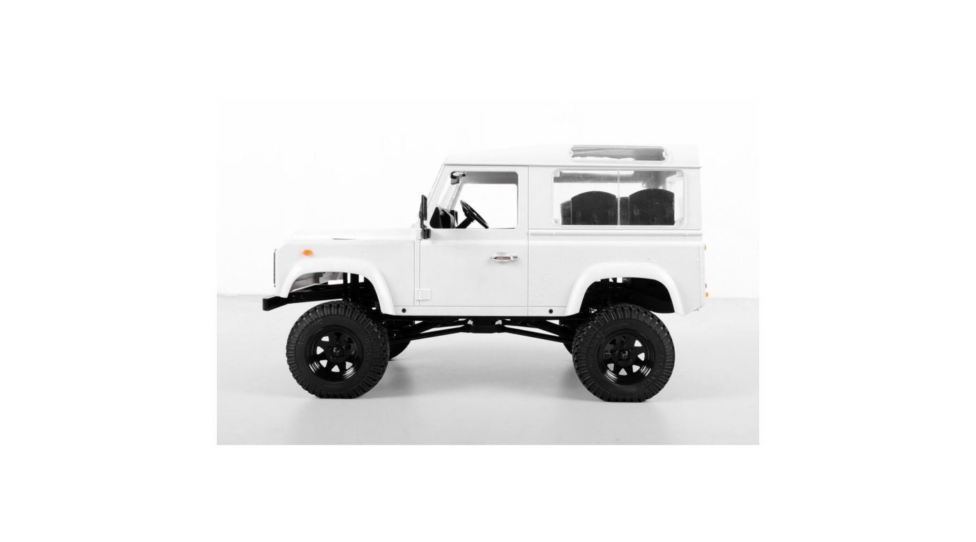 Image for 1/10 Gelande II Truck Kit with Defender D90 2Dr Body Set from HorizonHobby