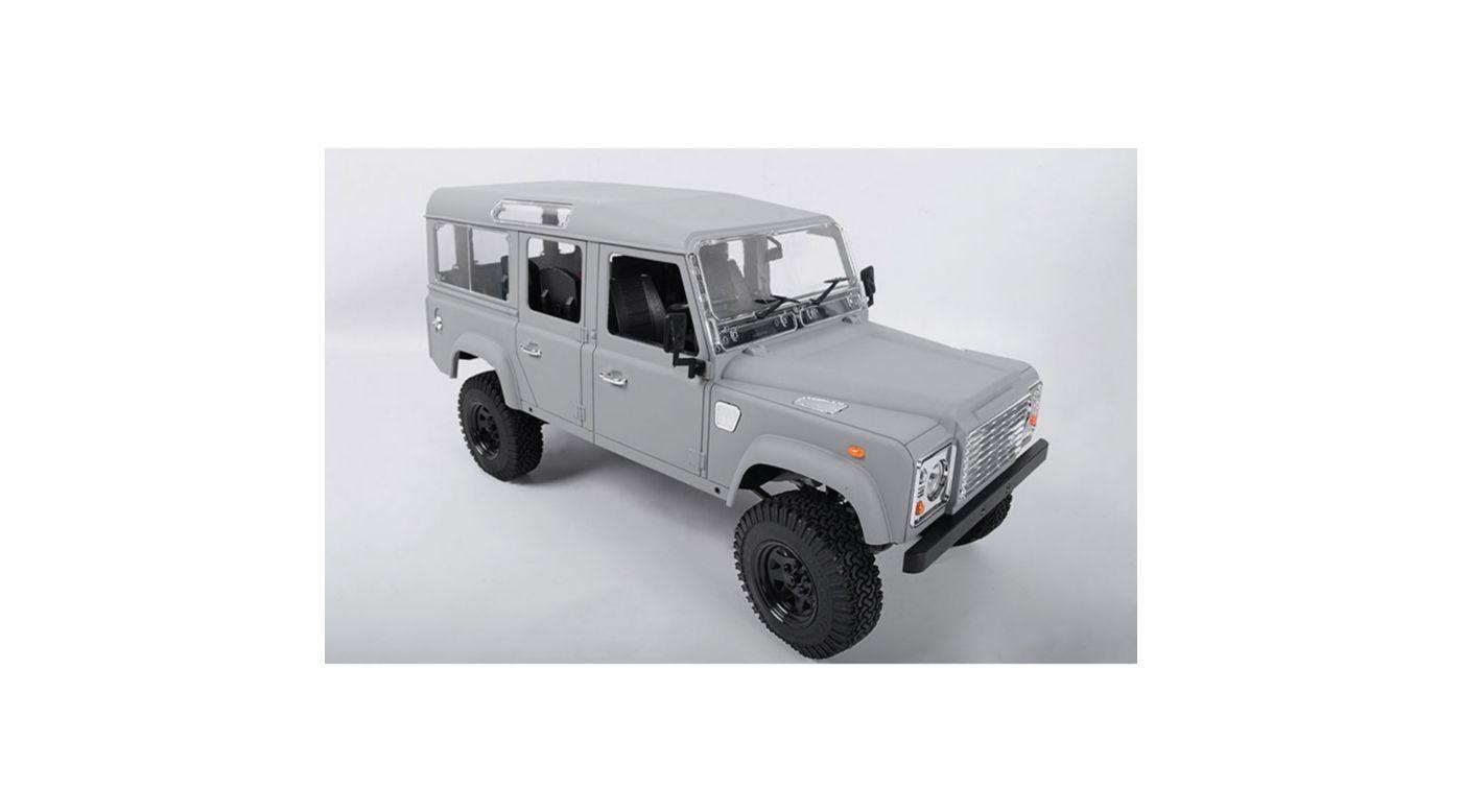 Image for 1/10 Gelande II D110 Truck Kit, 4 Door Hard Body from HorizonHobby